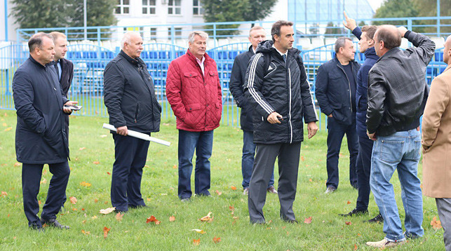 Site for beach soccer at Minsk 2019 selected as Ministry promises transport upgrades in time for Games