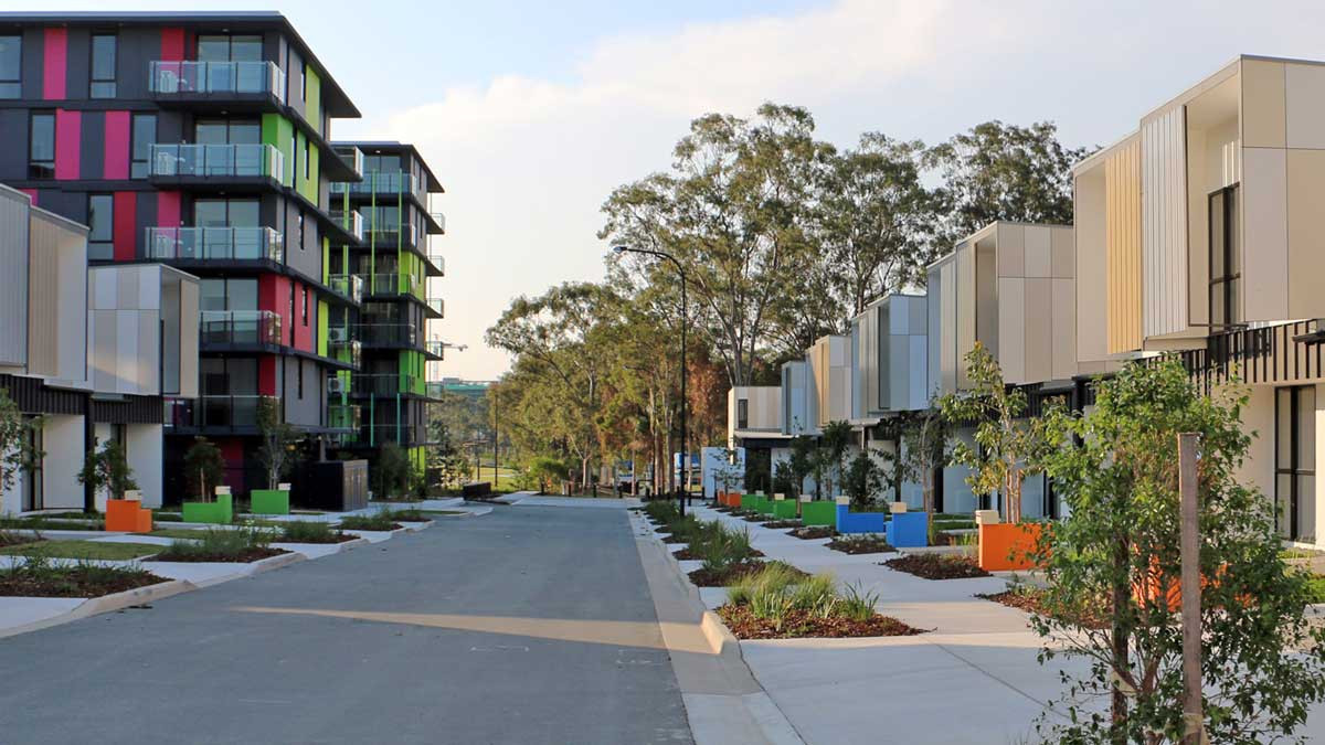 Gold Coast 2018 have received positive feedback about the Athletes' Village ©Gold Coast 2018