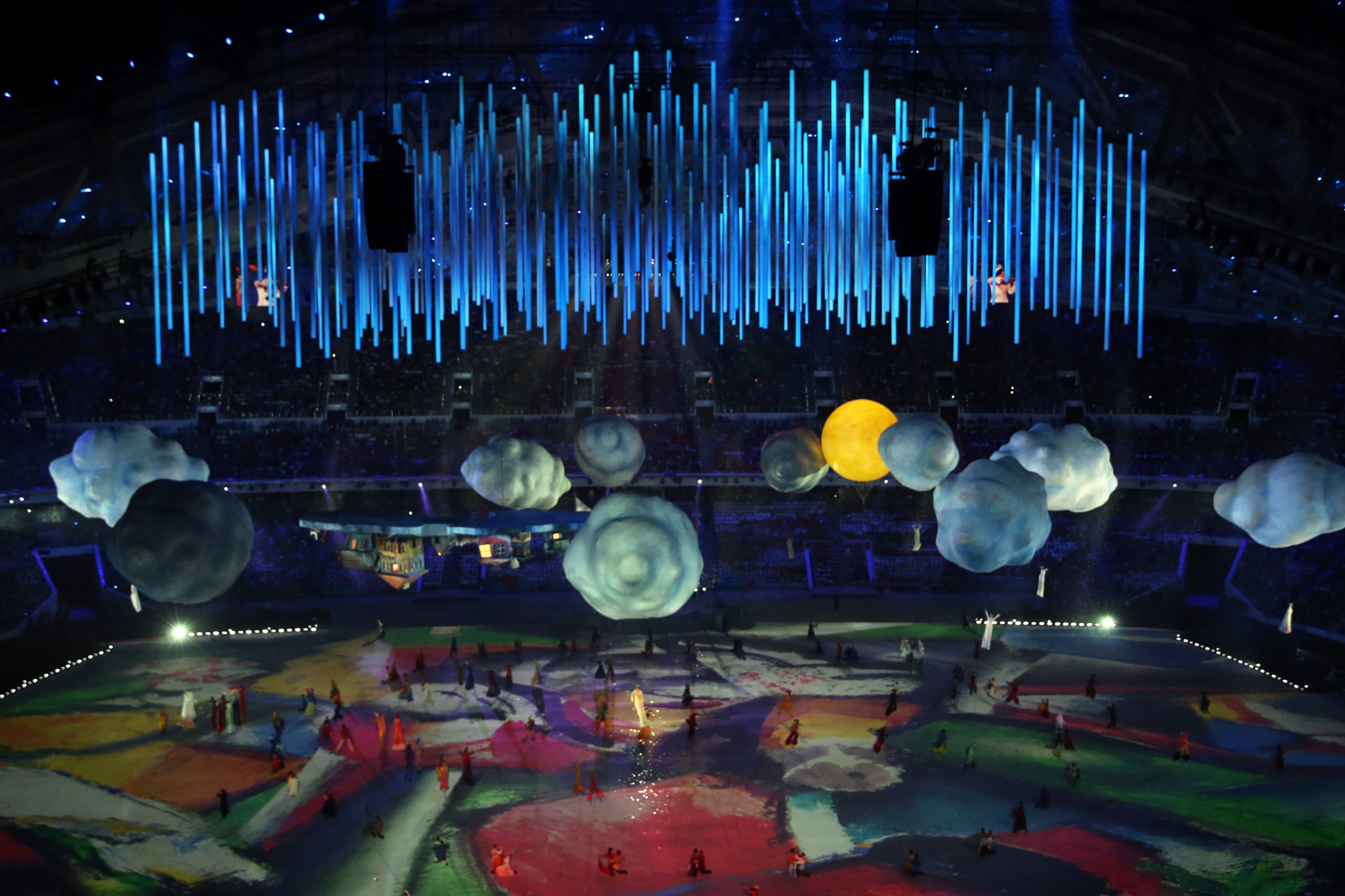 Evidence provided by former Moscow Laboratory director Grigory Rodchenkov alleged up to 15 home medal winners at Sochi 2014 benefited from the illegal tampering of urine samples ©Getty Images
