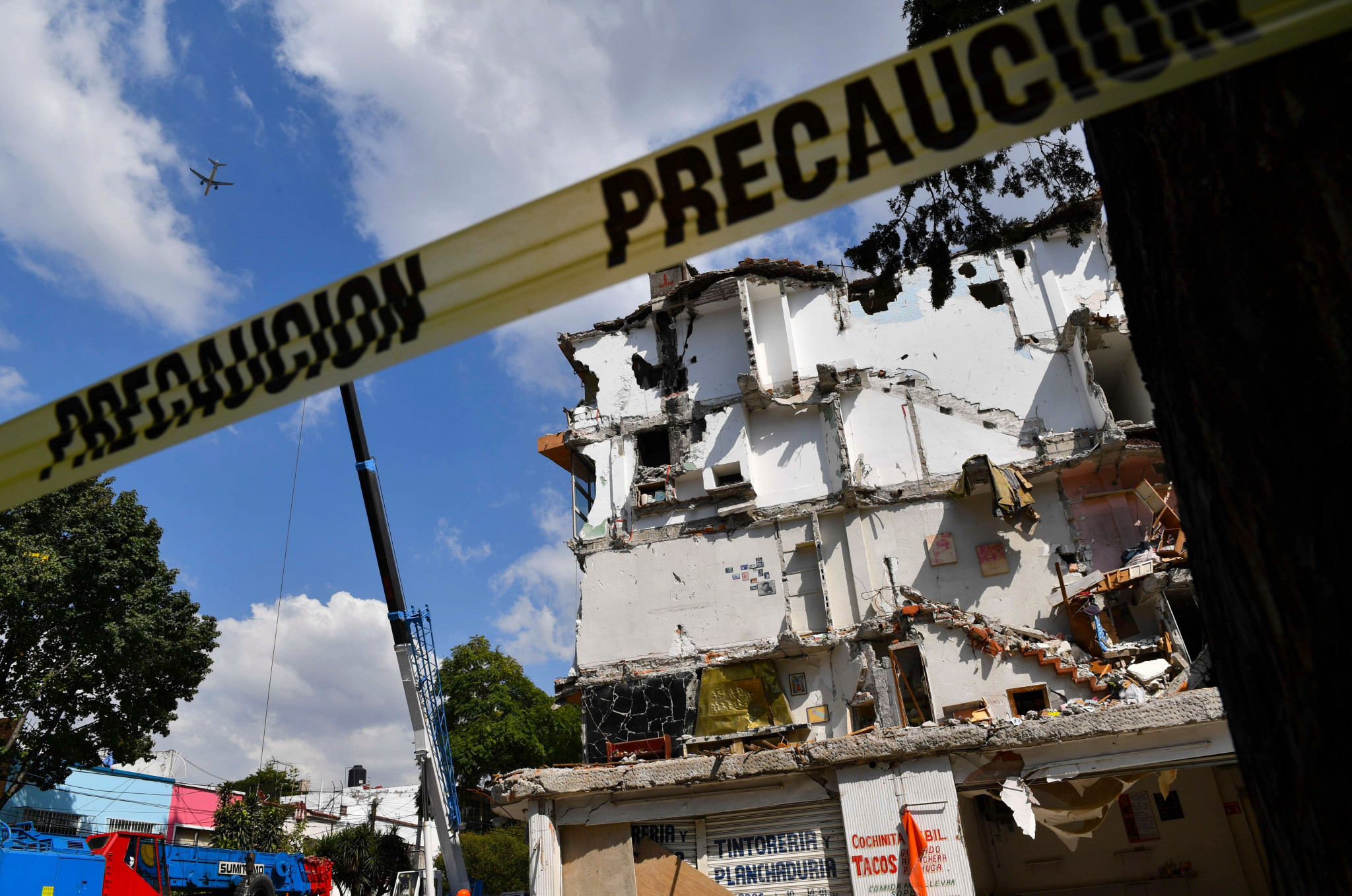 World Archery will help contribute to reconstruction work following last month's Mexico City earthquake ©Getty Images