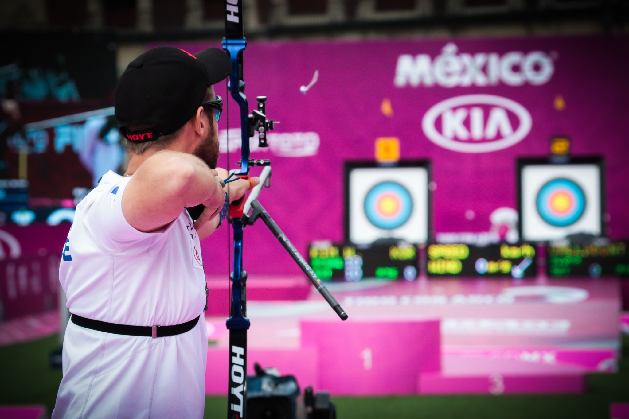 The world's best archers will compete in Mexico City from tomorrow ©Getty Images