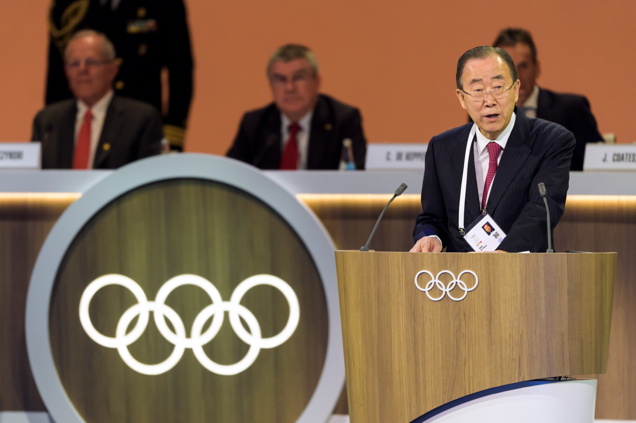 IOC members are being urged to sign-up to the new ethical principles ©Getty Images