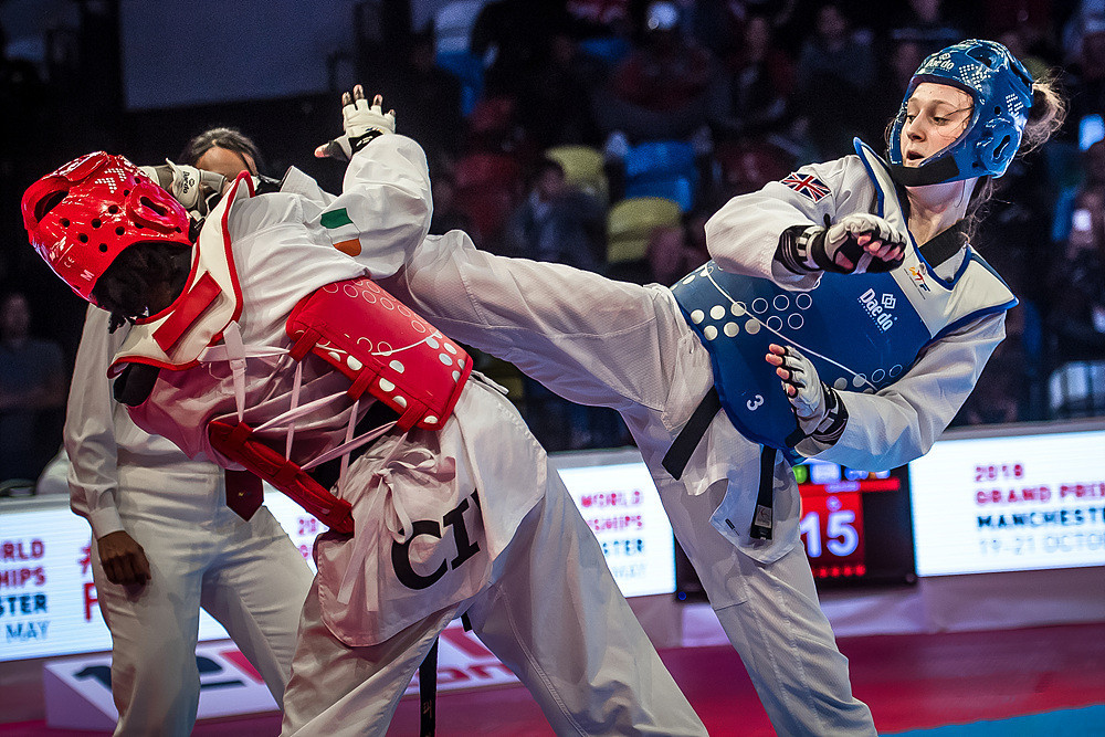 GB Taekwondo launches new talent-identification drive targeting future Olympics