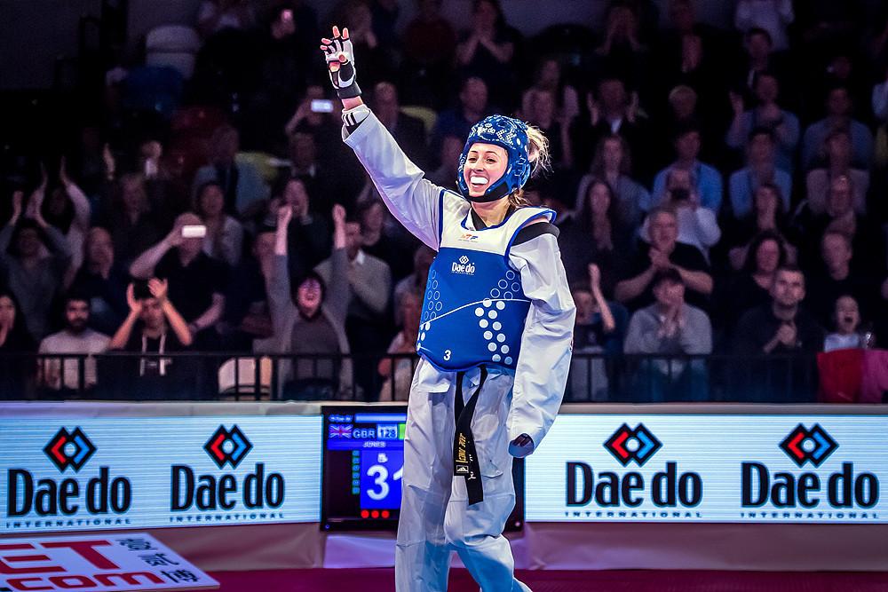 British Olympic taekwondo champion Jones aims for record third gold in Tokyo