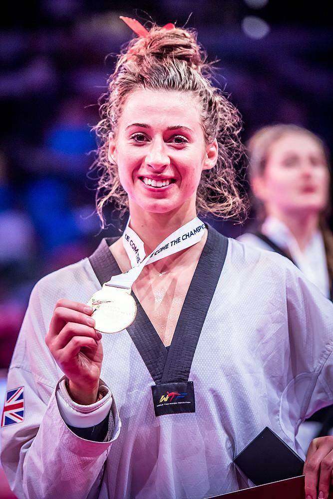 Cho bids to become first male British taekwondo athlete to hit the jackpot at World Grand Slam