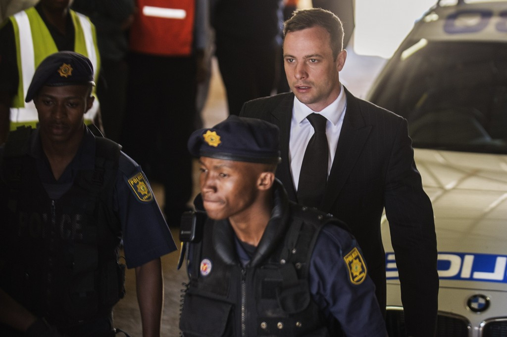 Oscar Pistorius is likely to be released from jail next week ©Getty Images