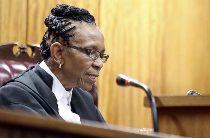 Judge Thokozile Masipa found Pistorius not guilty of murder