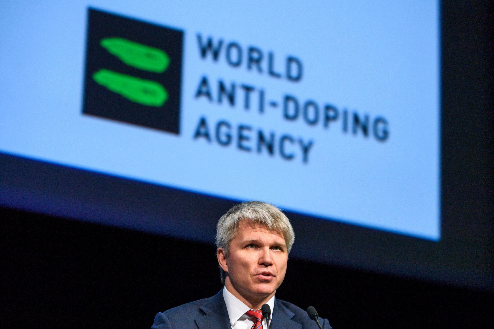 Russian Sports Minister Pavel Kolobkov has claimed the country had given their explanation on the issue of the McLaren Report to the World Anti-Doping Agency, who are considering whether they should be reinstated ©Getty Images