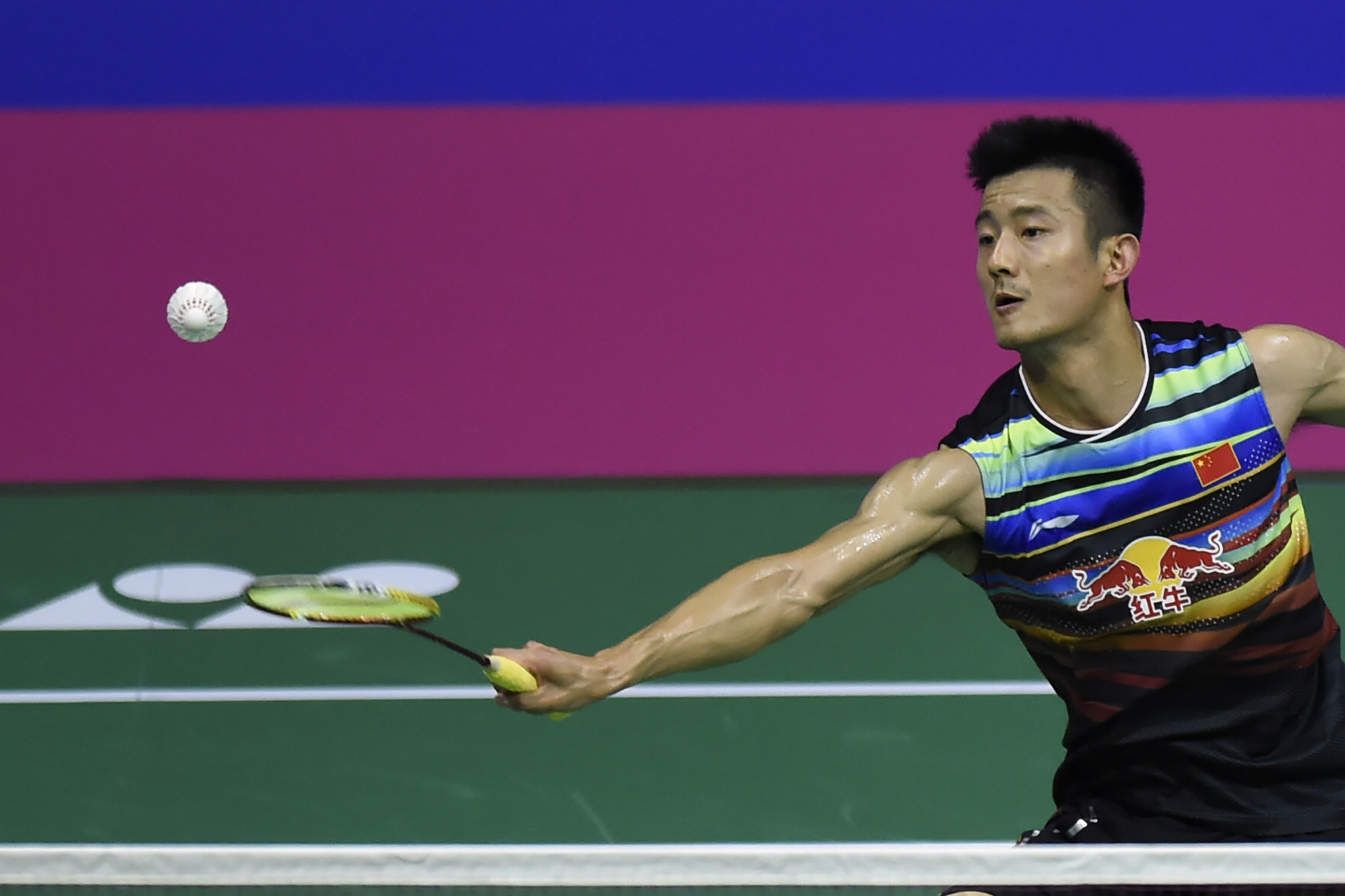 Olympic champion eliminated in second round of BWF French Open