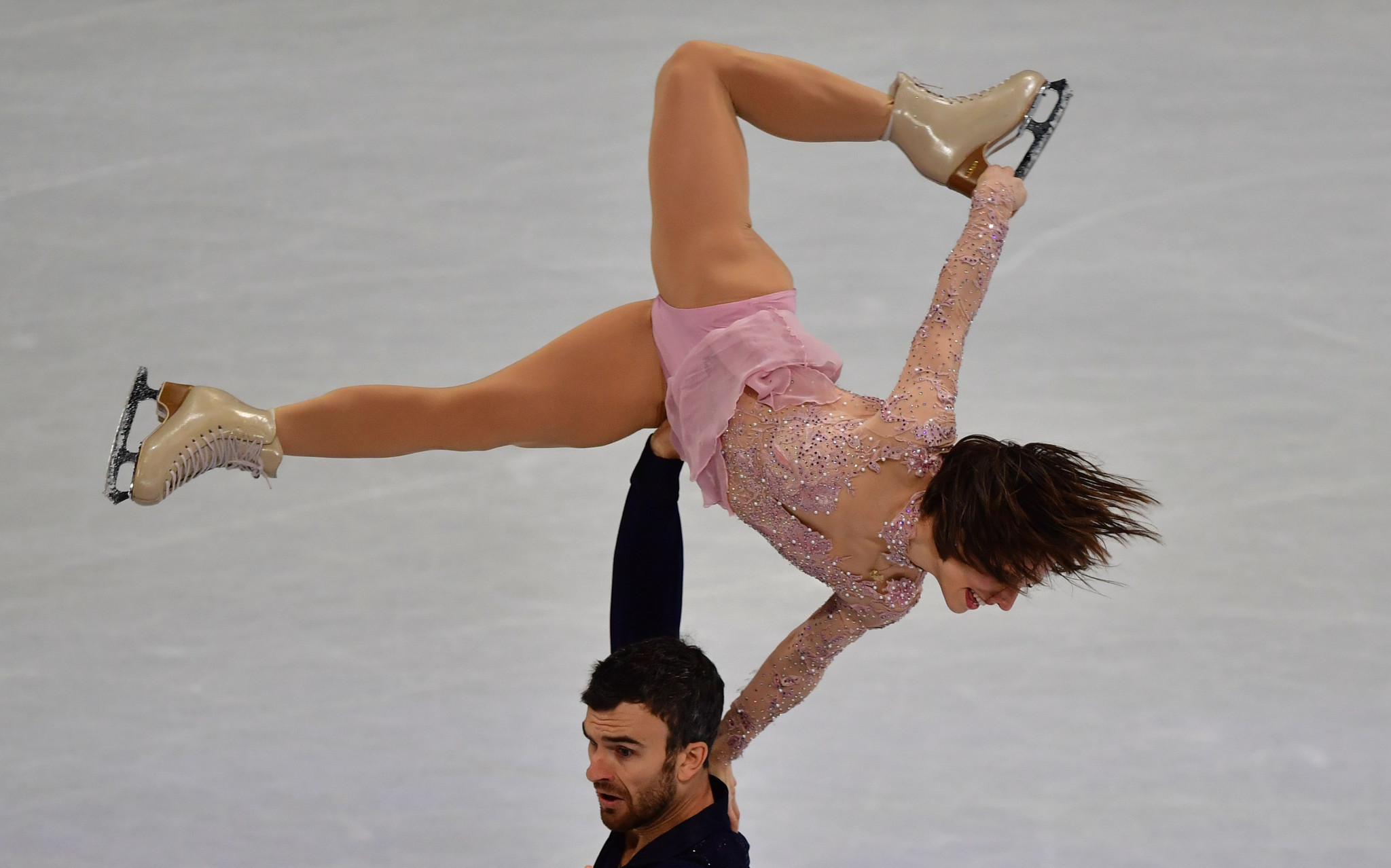 Eric Radford previously paired with Meagan Duhamel ©Getty Images