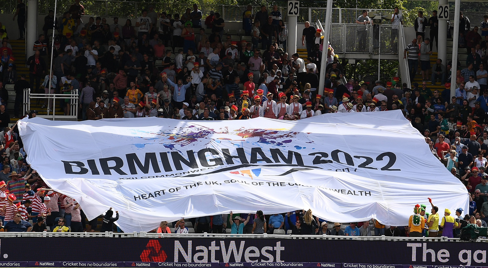 Birmingham have not yet been awarded the 2022 Commonwealth Games ©Getty Images