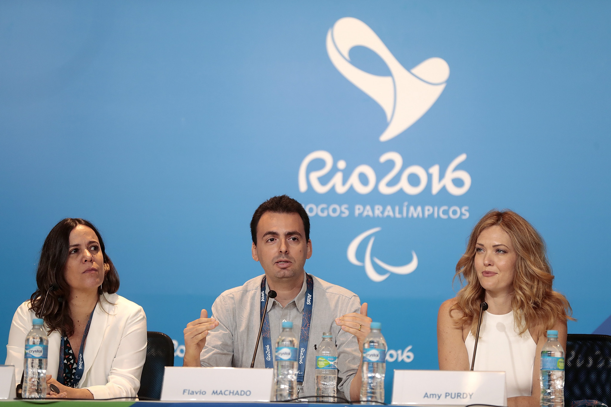 IPC President pays tribute to Rio 2016 Paralympic Ceremonies executive producer after death