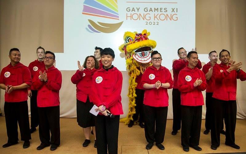 Hong Kong will be the first Asian city to host the Gay Games ©Hong Kong 2022
