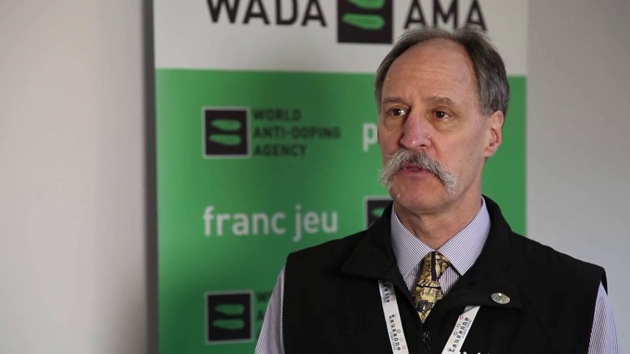 iNADO chief executive Joseph de Pencier spoke following the meeting ©Getty Images