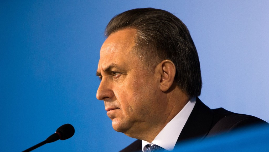 Mutko hopes for end to SportAccord-IOC rift while defending Russian anti-doping record