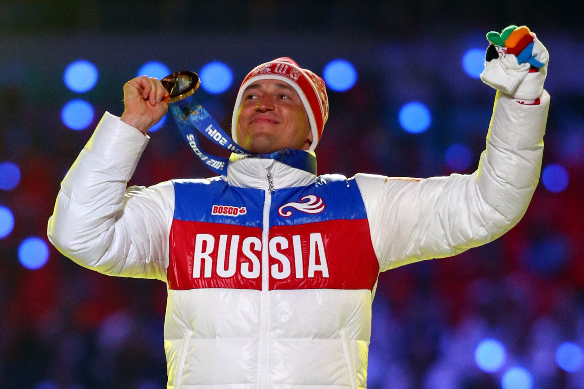Alexander Legkov has been stripped of Olympic gold medals ©Getty Images