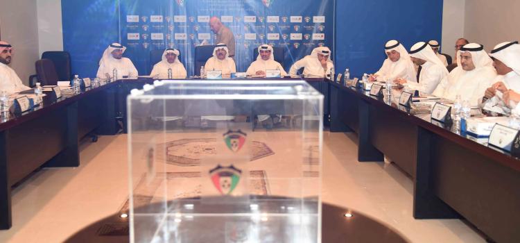 Sheikh Ahmad Al Yousuf Al Sabah was elected at a Board meeting in Kuwait City ©KFA