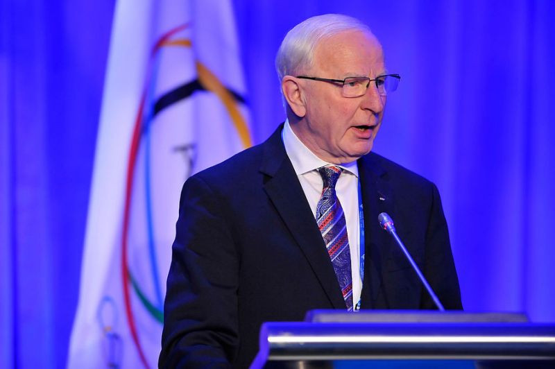 Hickey bail money may not be repaid admit ANOC but former vice-president confident it will be