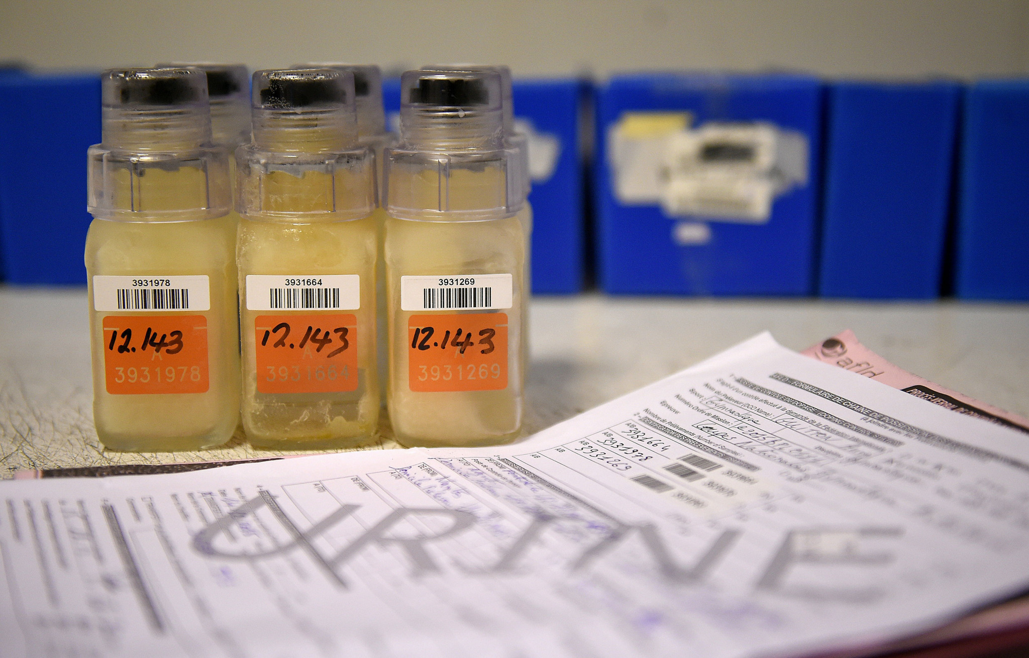WADA has suspended the accreditation of the Paris Laboratory ©Getty Images
