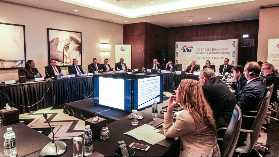 AIBA Executive Committee confirm suspension of Wu and claim to have uncovered new allegations