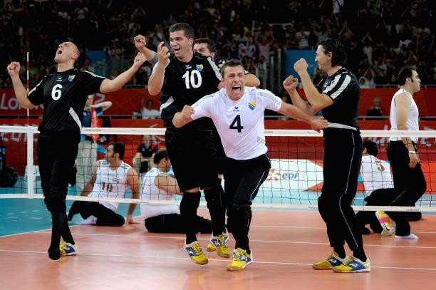 Bosnia won the Paralympic gold medal at London 2012 ©Getty Images