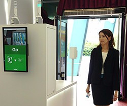 NEC Corporation hail success of facial recognition system at Taipei 2017