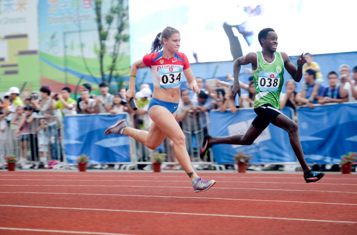 The IAAF Kids' Athletics programme will be demonstrated at this year's SportAccord Convention