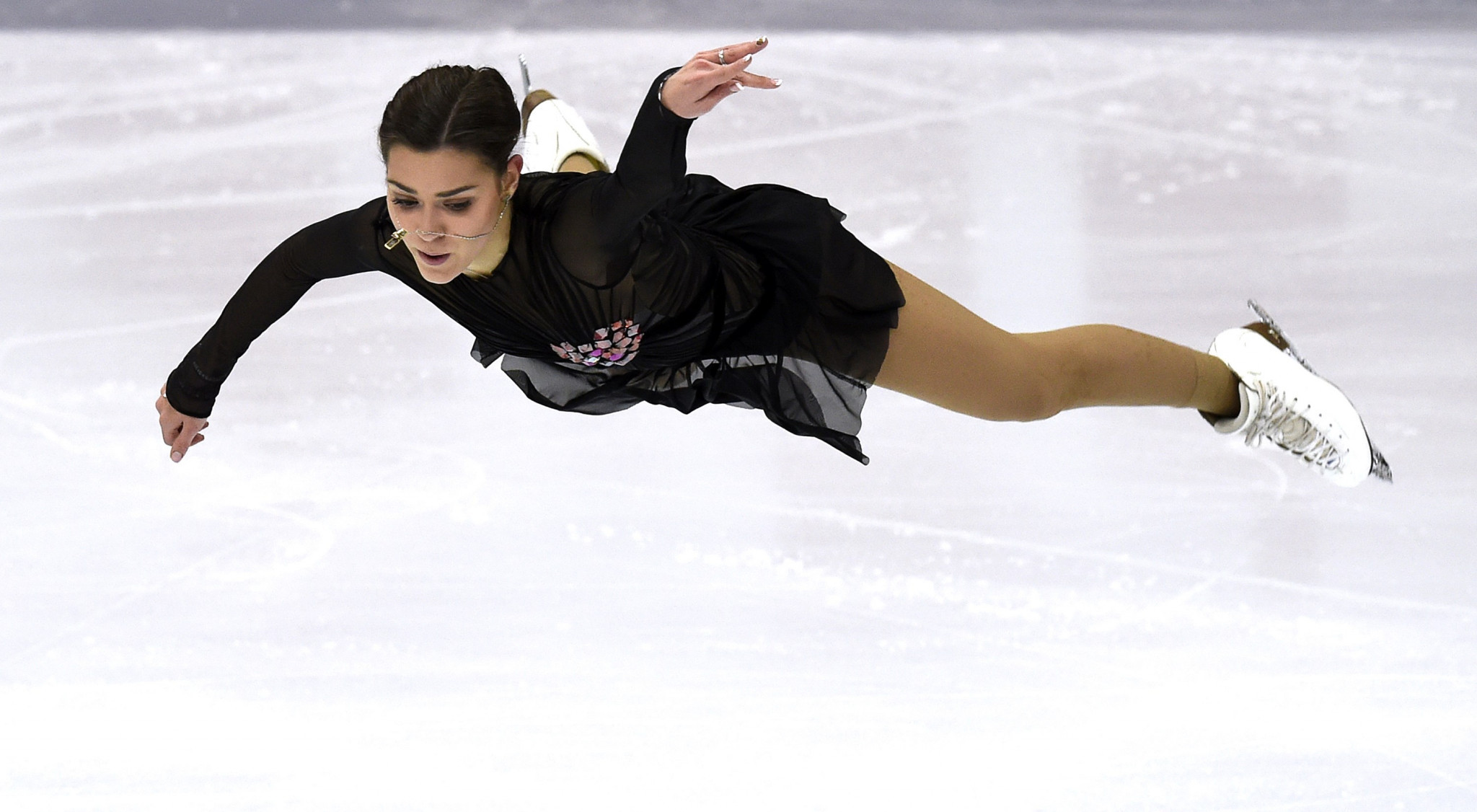 Disciplinary proceedings have been ended against Adelina Sotnikova ©Getty Images