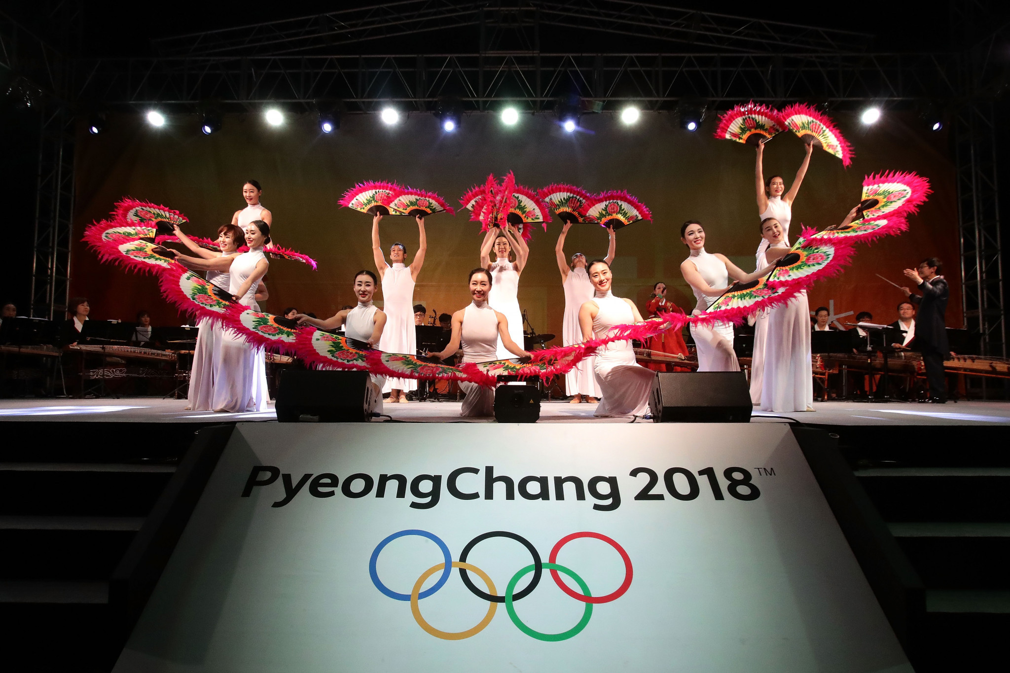 Gian-Franco Kasper also warned attendances for events such as skiing, where South Korea does not have a strong heritage, are likely to be the most sparsely-populated events at the Games ©Getty Images