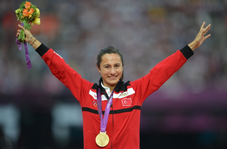Turkish London 2012 1500m winner stripped of gold medal