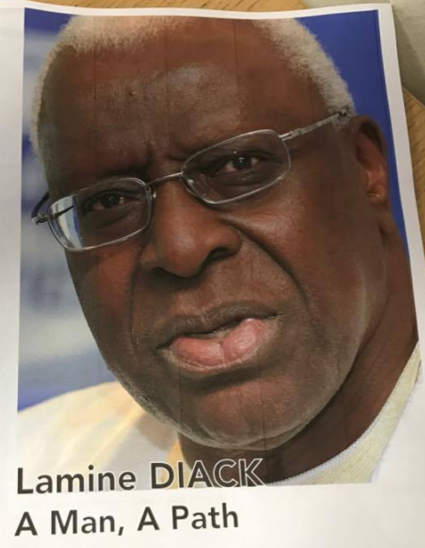 Family members of Lamine Diack have stepped-up a campaign demanding his release ©Lamine Diack