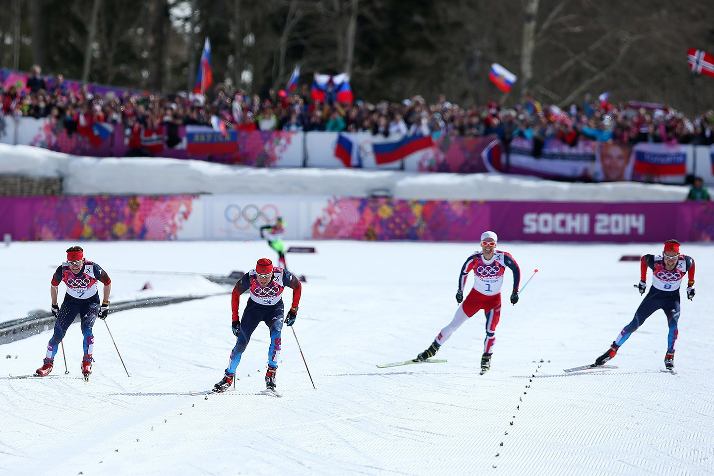 The new International Standard for Code Compliance by Signatories adopted by WADA is a direct response to the Russian doping crisis and means it should be easier to take decisive action in the future ©Getty Images