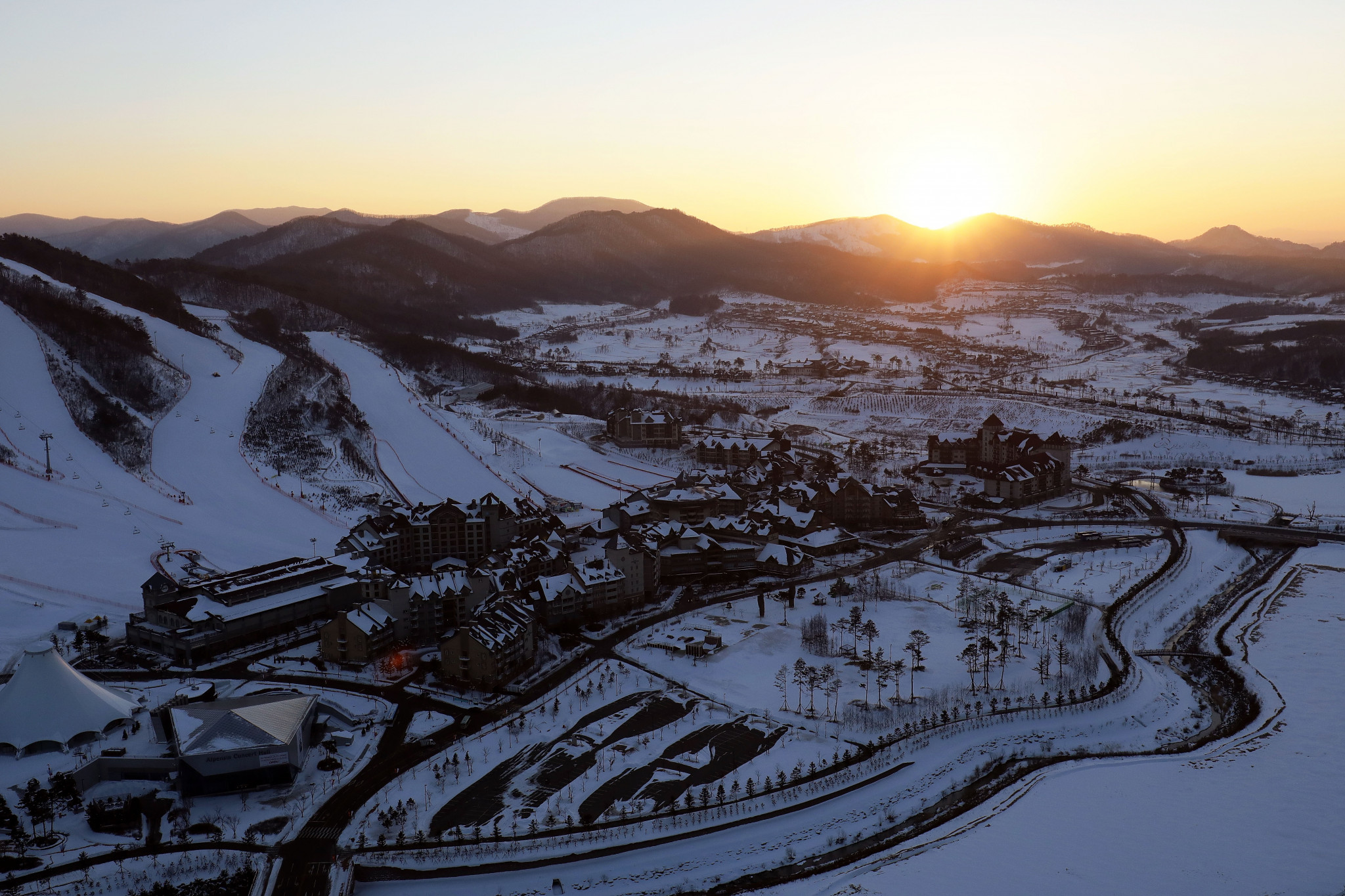 Contingency plans for heavy snow during the Pyeongchang 2018 Winter Olympic Games will be prepared by an inter-agency taskforce ©Getty Images