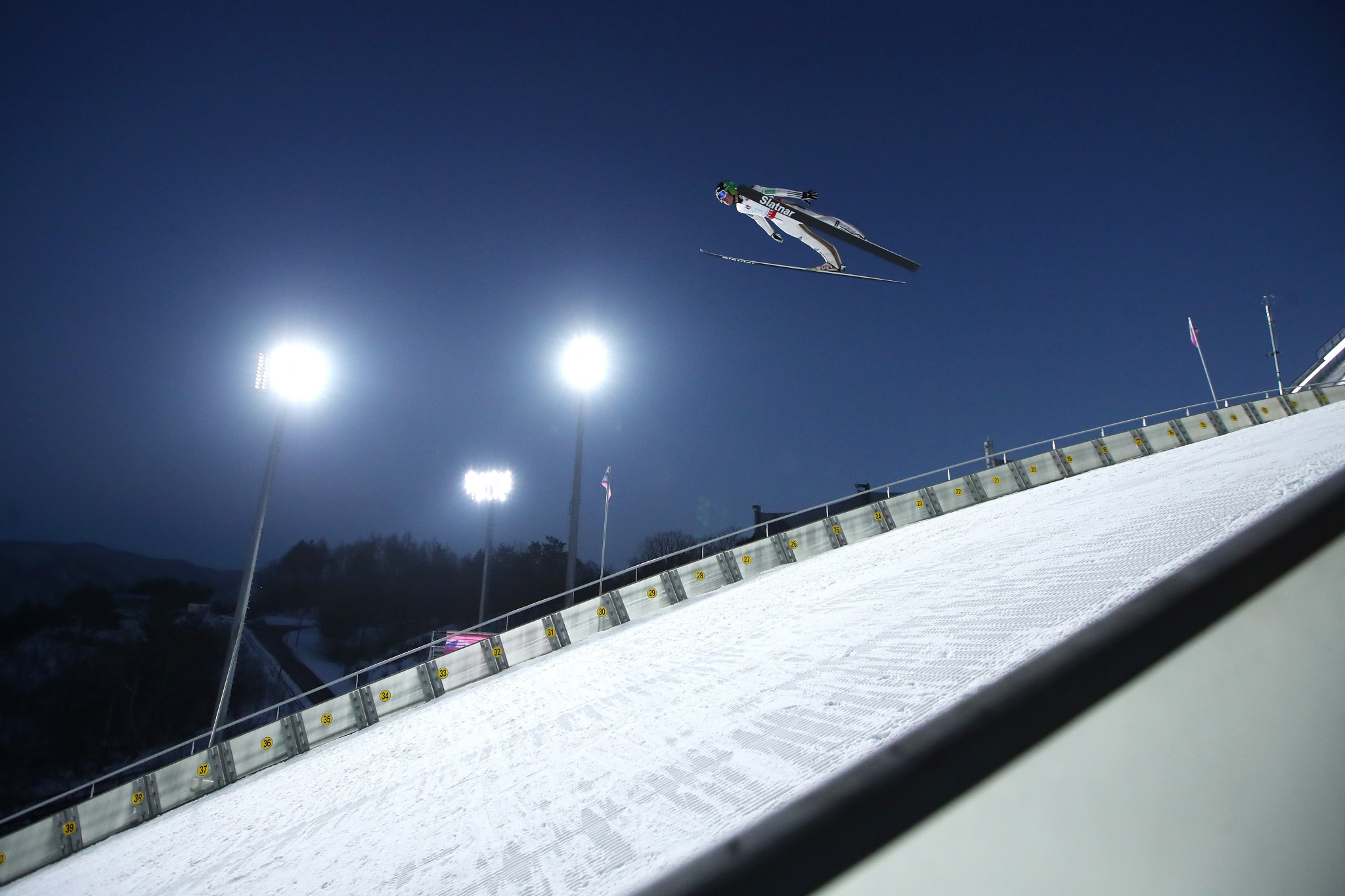 The Pyeongchang 2018 Winter Olympic Games are due to be held from February 9 to 25 ©Getty Images