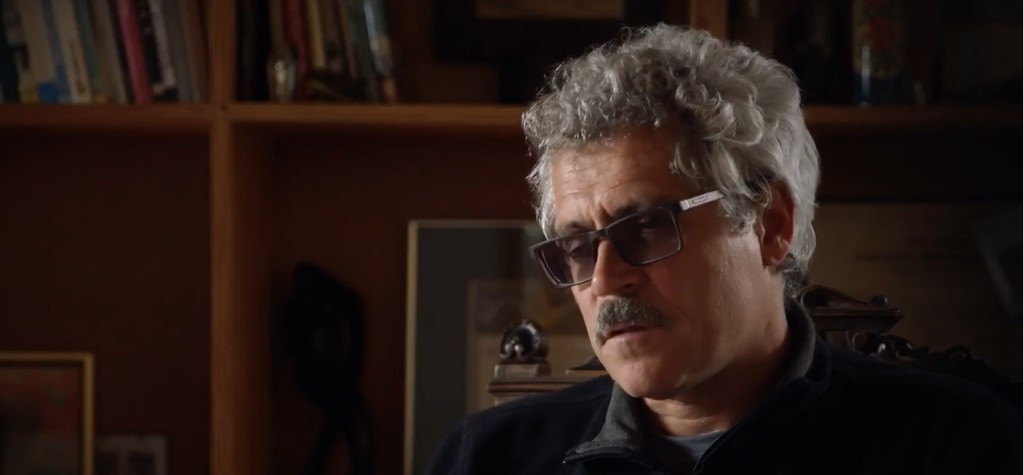 Grigory Rodchenkov is currently in witness protection in the United States after fleeing Russia ©Netflix