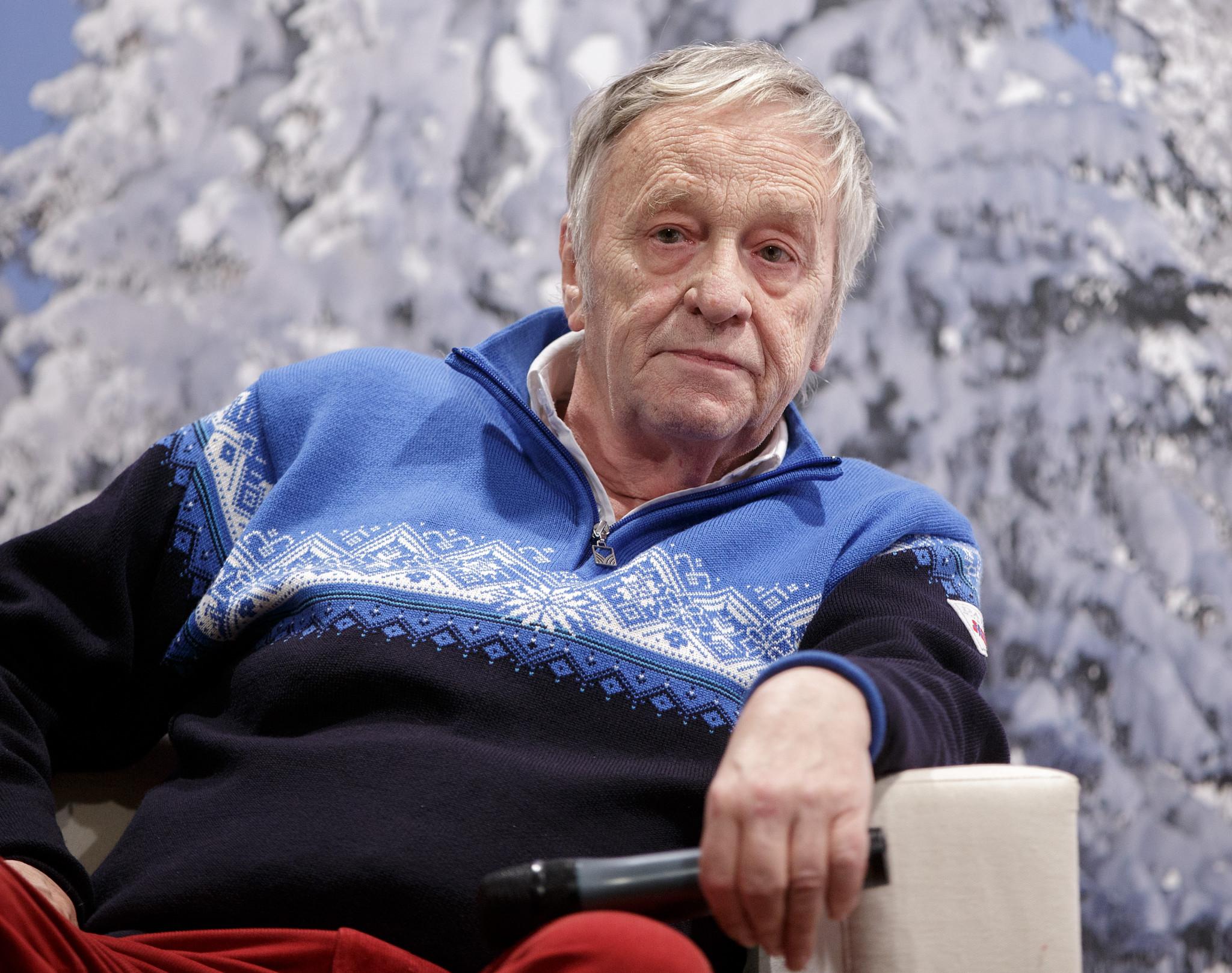 Kasper announces intention to seek sixth term as International Ski Federation President