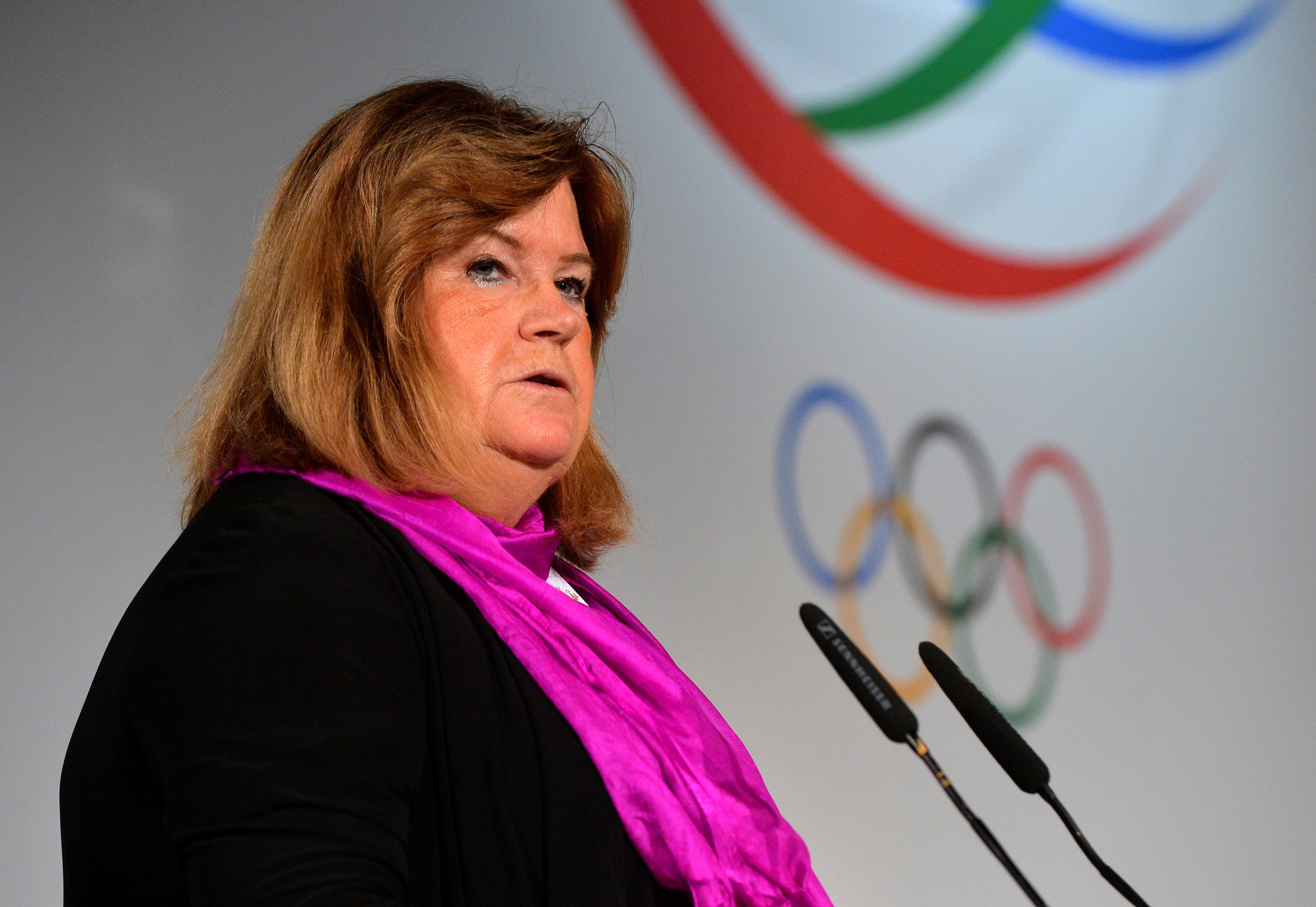 IOC Coordination Commission chair Gunilla Lindberg is due to host the technical visit ©Getty Images