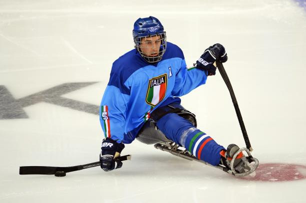Italy's Planker is first flagbearer named for Pyeongchang 2018 Paralympics