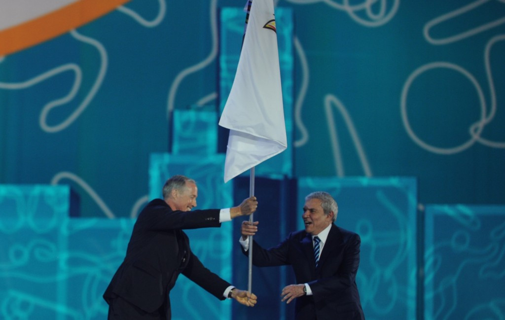 The Toronto 2015 chief executive urged future hosts Lima to treat the Pan and Parapan American Games on an equal footing ©Getty Images