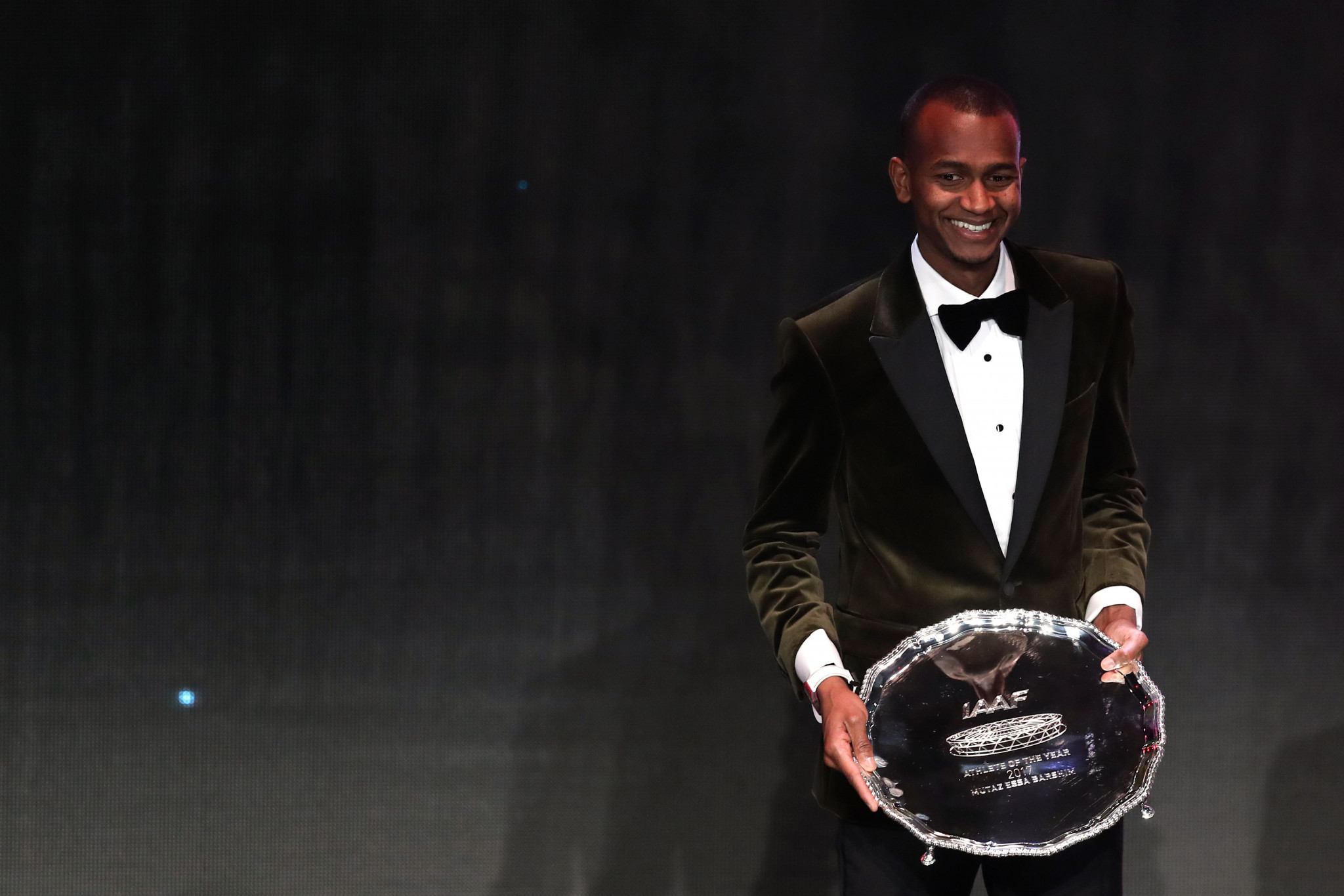 Barshim and Thiam are named IAAF World Athletes of the Year