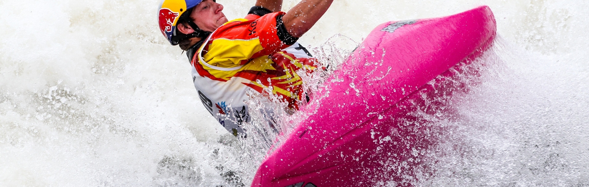 Jackson set for clean sweep at 2017 ICF Canoe Freestyle World Championships