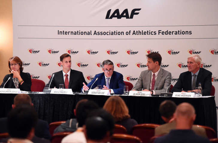 The IAAF Council agreed unanimously today with its Taskforce recommendation not to lift the suspension on Russian competitors over doping concerns ©Getty Images
