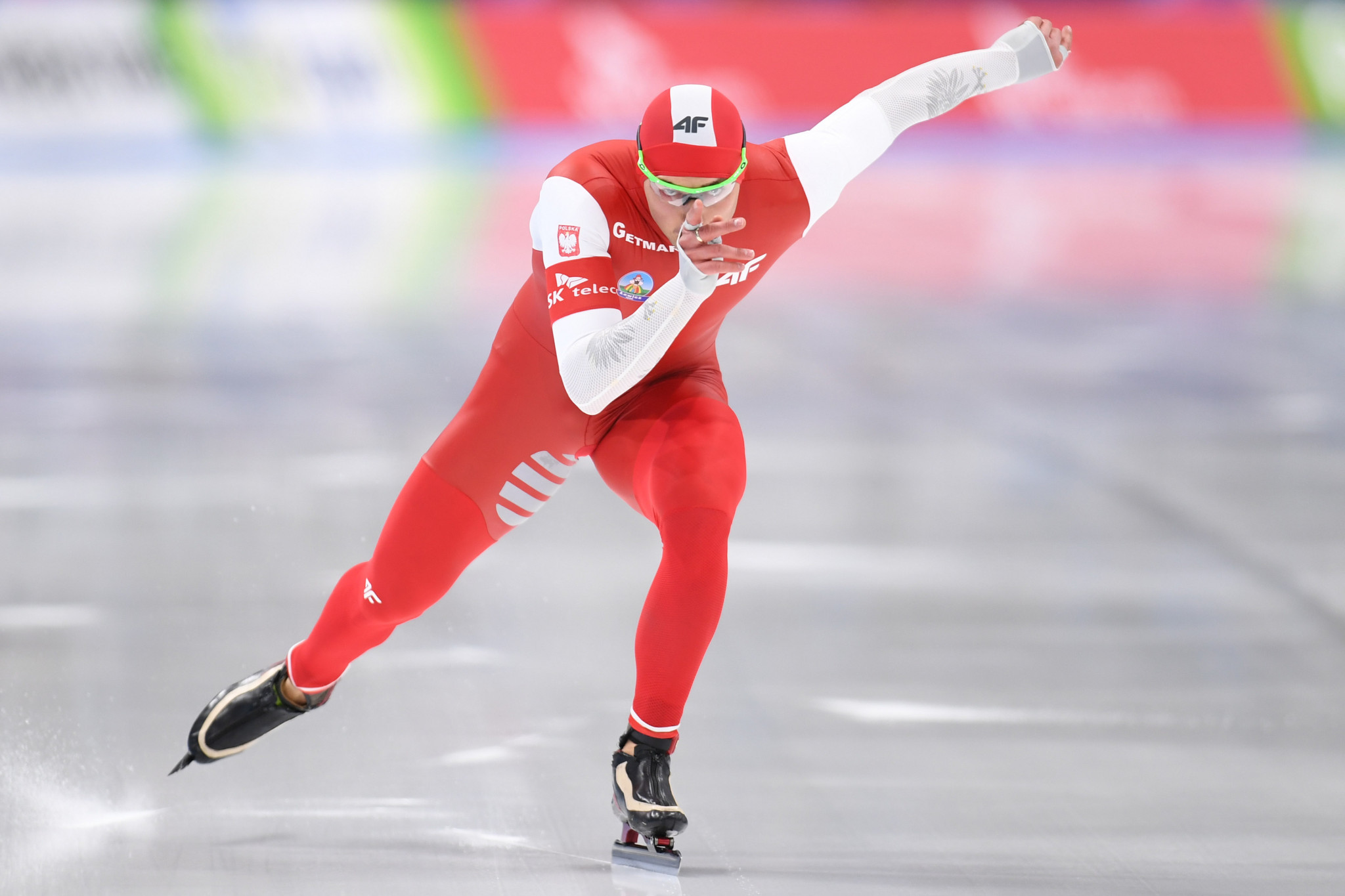 Reigning Olympic 1,500 metres champion Zbigniew Bródka haspraised the opening of the facility ©Getty Images
