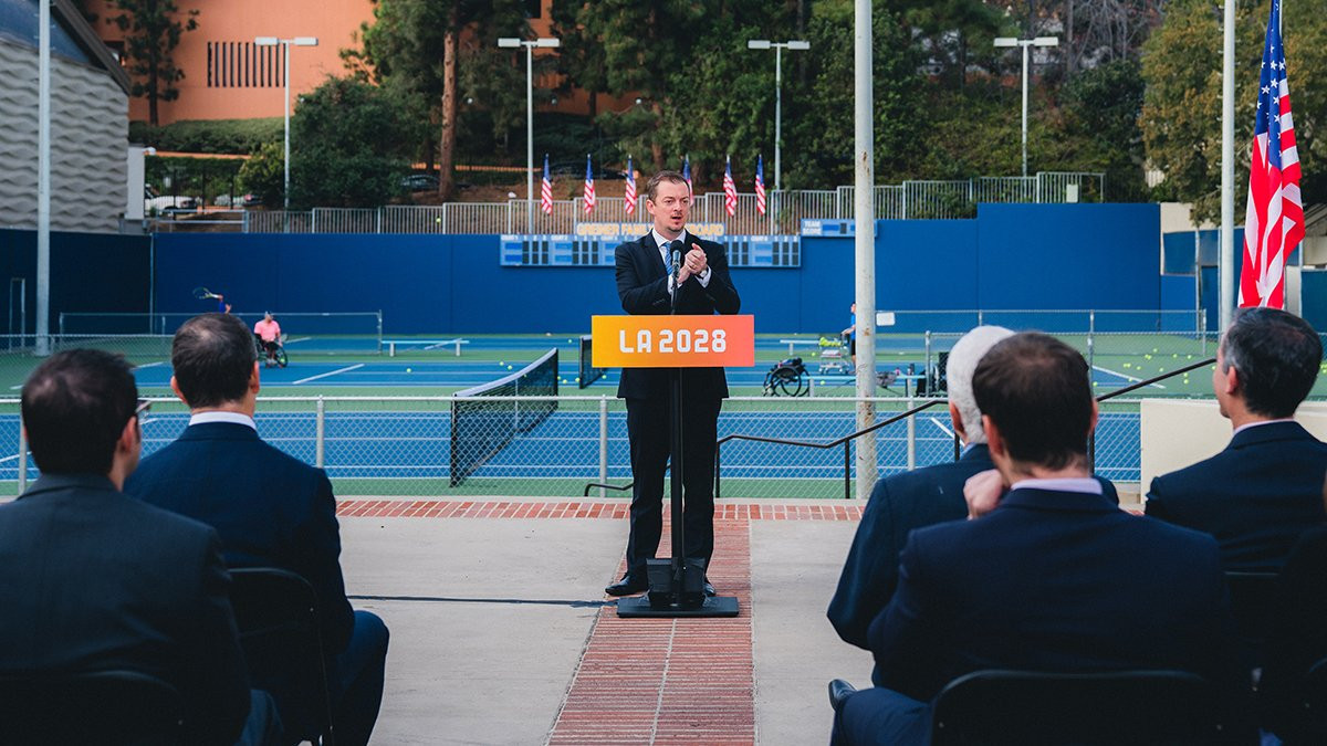 IPC President sees Los Angeles 2028 as opportunity for Paralympic Movement