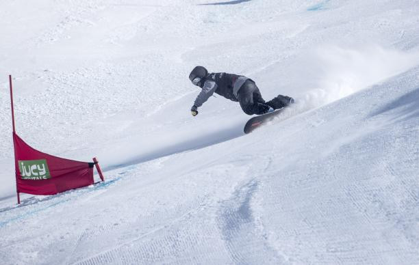 Minor overcomes tragic circumstances to enjoy major triumph at Para Snowboard World Cup