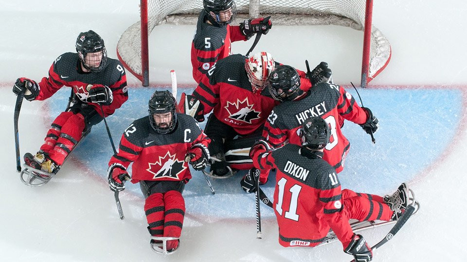 Canada and United States record comfortable wins as World Sledge Hockey Challenge opens
