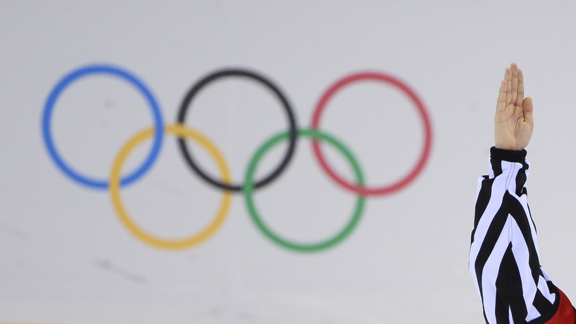 IIHF name match officials for Pyeongchang 2018