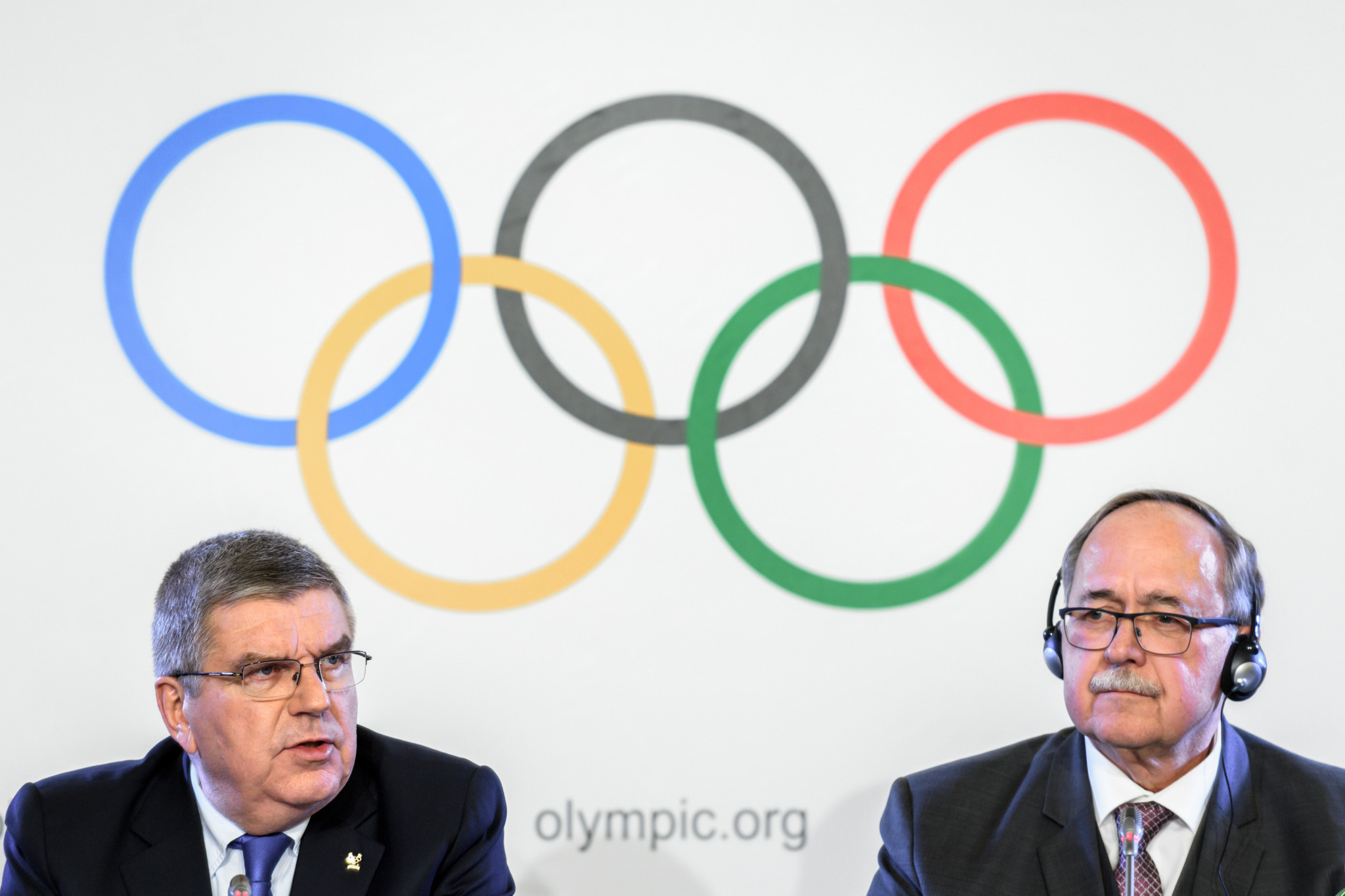 insidethegames reporting LIVE from the IOC Executive Board in Lausanne
