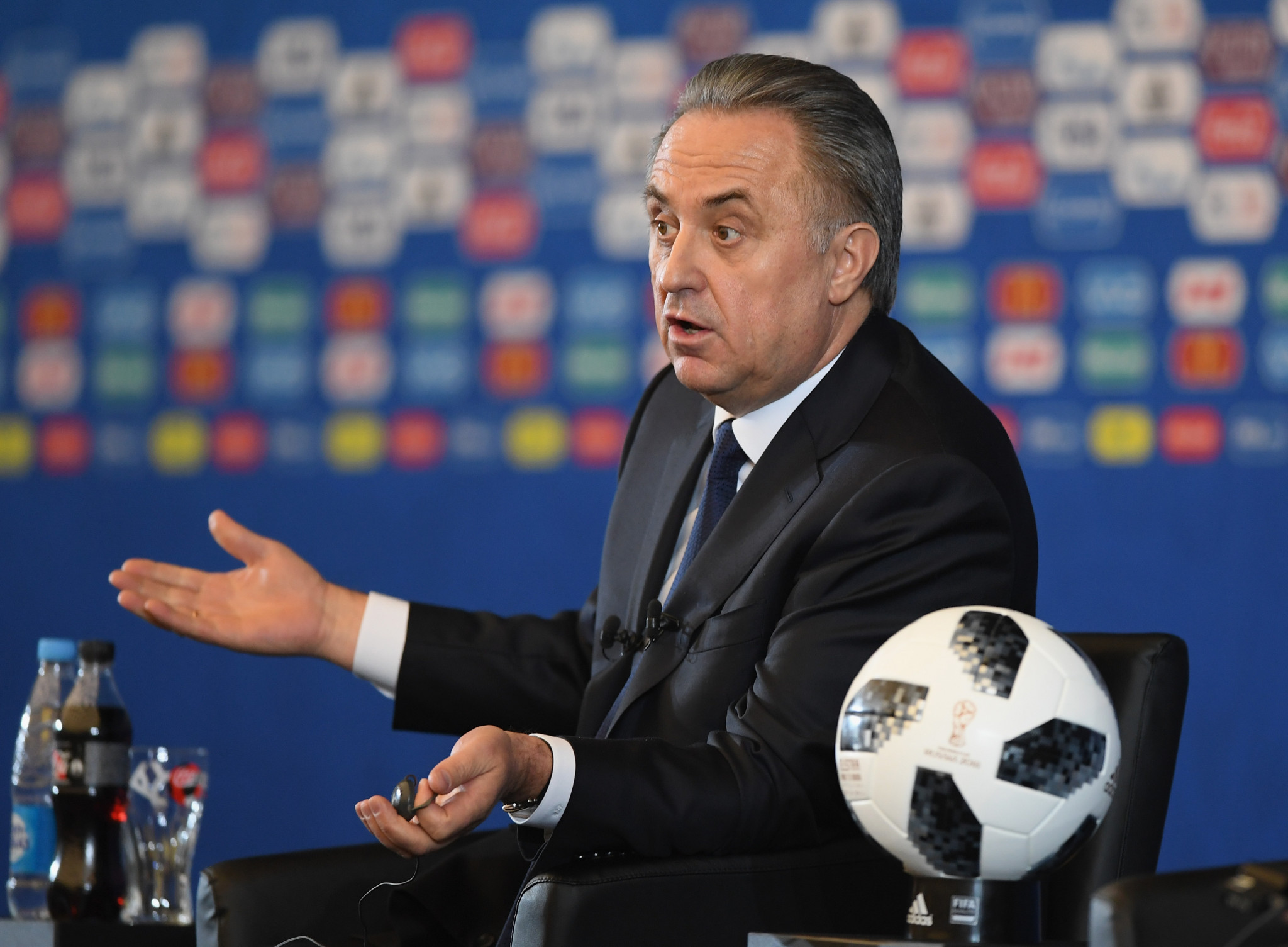 A decision to ban Russia's Deputy Prime Minister Vitaly Mutko from the Olympic Games for life for his involvement in the Sochi 2014 doping programme was described as wholly appropriate by Grigory Rodchenkov ©Getty Images