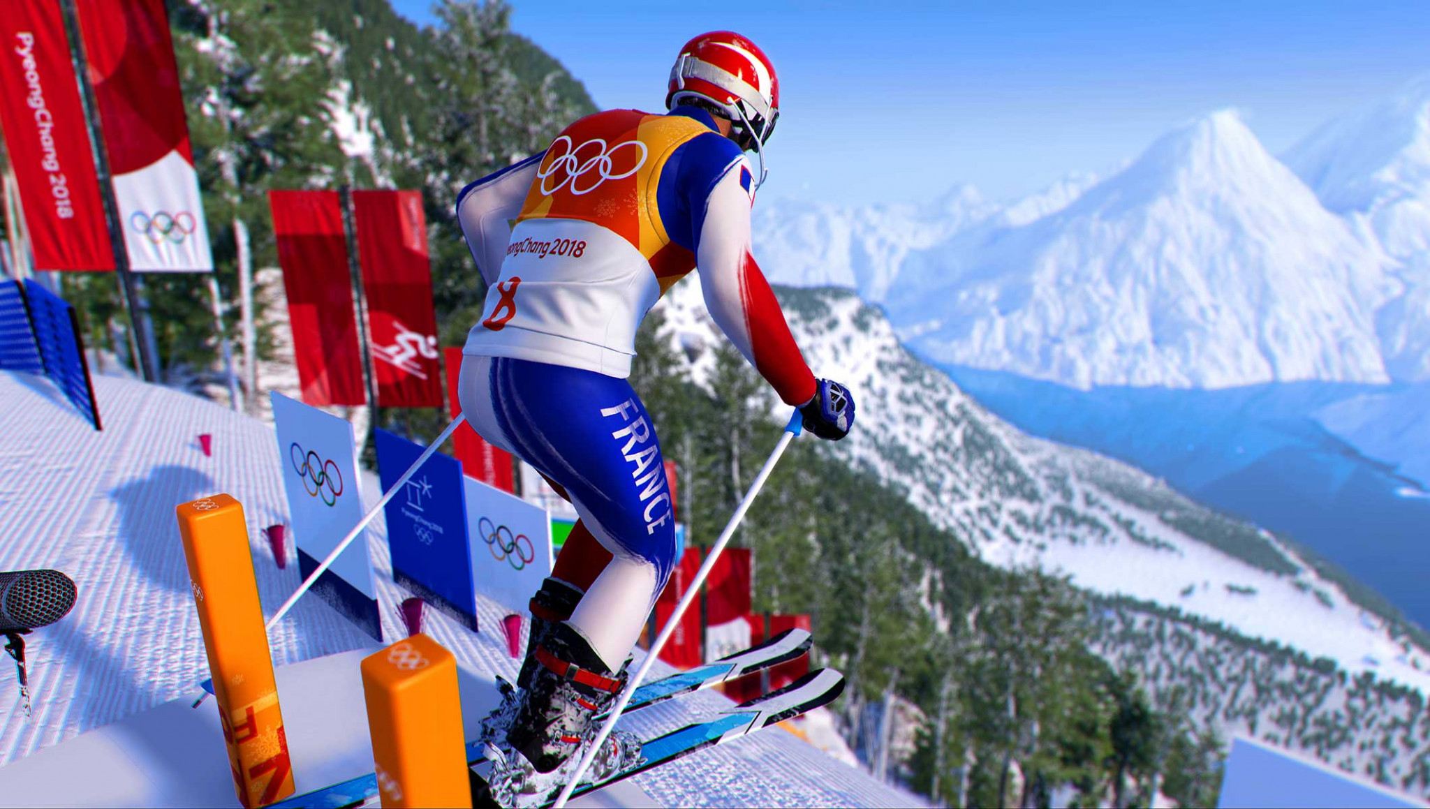 An official video game for the 2018 Winter Olympic Games in Pyeongchang has gone on sale ©IOC